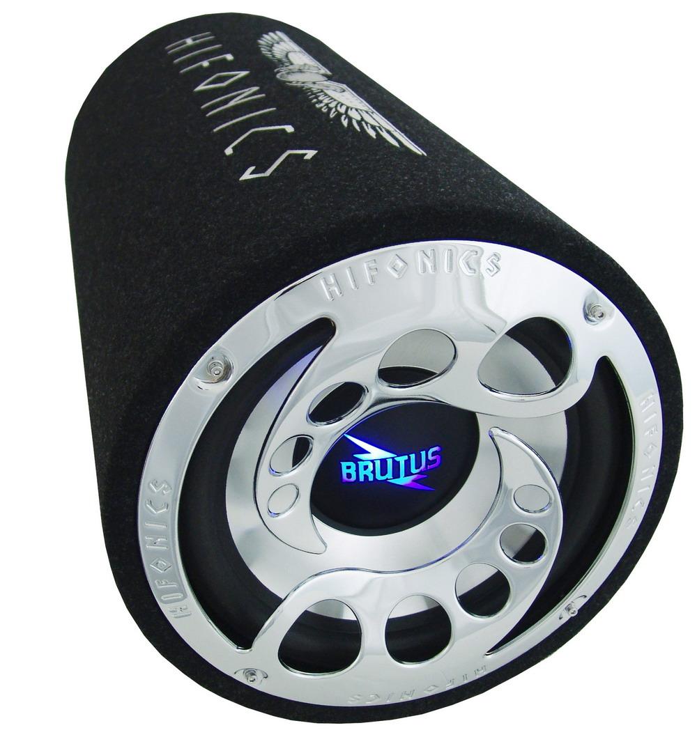 EURO = Hifonics BX-300 Reflex Bass Rolle UVP* 179,