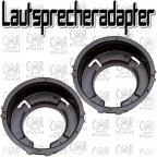 271250-04 Lautsprecher Adapter Ringe Renault Laguna