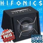 Hifonics Titan TX10R Reflex 25cm Subwoofer Bassreflex Bassbox