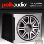 "Polk Audio DB 1212 30cm (12"") 2 Ohm Bass Woofer Gehäuse Subwoofer DB1212"