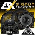 ESX Signum SL 42 2 Wege 10cm Koax Lautsprecher Paar SL42