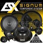 ESX Signum SL 5.2C 2 Wege 130mm Compo Lautsprecher Set SL5.2C