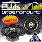 FLI - FU 4 F1A Underground - 2 Wege 10cm Koax Lautsprecher Paar FU4