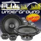 FLI - FU 6C F1 Underground - 2 Wege 16,5cm Kompo Lautsprecher Set FU6C