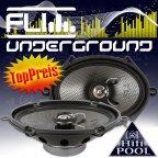 """FLI - FU 57 F1A Underground - 2 Wege oval coax Lautsprecher 133 x 184mm ( 5x7"""")"""