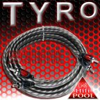 ACV TYRO 30.4970-300 3 Meter Stereo Cinchkabel Cinch Kabel