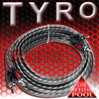 ACV TYRO 30.4970-500 5 Meter Stereo Cinchkabel Cinch Kabel