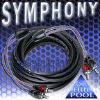 ACV SYMPHONY 30.4980-500 5 Meter Stereo Cinchkabel Cinch Kabel