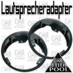 271114-11 Lautsprecher Adapter Ringe Ford Galaxy / S-MAX ab 2006