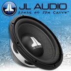 JL AUDIO WX-Serie 12WX-4 4 Ohm 30cm Subwoofer 200 W. RMS Bass Woofer