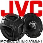 JVC CS-V628 - 2 Wege 16 cm Koax Lautsprecher Paar - drvn Serie