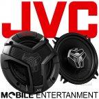 JVC CS-V528 - 2 Wege 13 cm Koax Lautsprecher Paar - drvn Serie