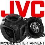 JVC CS-V428 - 2 Wege 10 cm Koax Lautsprecher Paar - drvn Serie