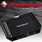 Rockford Fosgate Power Serie T400-2 2 CH Amp 2 Kanal Endstufe / Verstärker