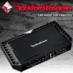 Rockford Fosgate Power Serie T400-4 4 CH Amp 4 Kanal Endstufe / Verstärker