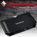 Rockford Fosgate Power Serie T800-4AD digital 4 CH Amp 4 Kanal Endstufe / Verstärker