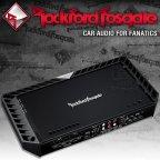 Rockford Fosgate Power Serie T1000-4AD digital 4 CH Amp 4 Kanal Endstufe / Verstärker