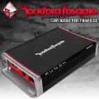 Rockford Fosgate Punch Serie PBR300x2 2 CH Amp 2 Kanal Endstufe / Verstärker