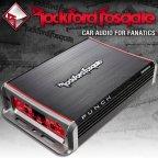 Rockford Fosgate Punch Serie PBR300x4 4 CH Amp 4 Kanal Endstufe / Verstärker