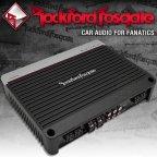 Rockford Fosgate Punch Serie P500X4D digital 4 CH Amp 4 Kanal Endstufe / Verstärker