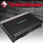 Rockford Fosgate Punch Serie P1000X5D digital 5 CH Amp 5 Kanal Endstufe / Verstärker