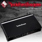 Rockford Fosgate Punch Serie P400-4 4 CH Amp 4 Kanal Endstufe / Verstärker