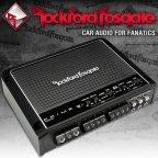 Rockford Fosgate Prime Serie R400-4D digital 4 CH Amp 4 Kanal Endstufe / Verstärker