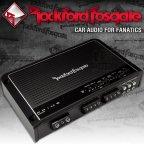 Rockford Fosgate Prime Serie R600-4D digital 4 CH Amp 4 Kanal Endstufe / Verstärker