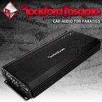 Rockford Fosgate Prime Serie R600-5 5 CH Amp 5 Kanal Endstufe / Verstärker