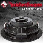 Rockford Fosgate Prime R2 S Serie R2SD4-10 25cm flach Subwoofer400 Watt Bass Woofer
