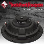 Rockford Fosgate Prime R2 S Serie R2SD2-12 30cm flach Subwoofer 500 Watt Bass Woofer