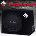 Rockford Fosgate Prime R1 Serie R1L-1X12 1 Ohm Gehäusesubwoofer 30cm Bass Subwoofer
