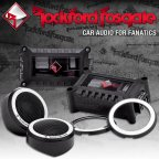 Rockford Fosgate Power T1 Serie T1T-S Tweeter High End Aluminium Neodym Hochtöner Paar