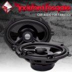 """Rockford Fosgate Power T1 Serie T1572 13x18cm (5x7"""") oval Koax Lautsprecher Paar"""