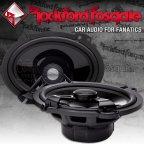 """Rockford Fosgate Power T1 Serie T1682 15x20cm (6x8"""") oval Koax Lautsprecher Paar"""