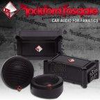 Rockford Fosgate Punch P1 Serie P1T-S Tweeter PEI Neodym Hochtöner Paar