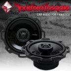 Rockford Fosgate Punch P1 Serie P142 10cm 2 Wege Koax Lautsprecher Paar