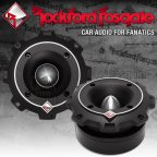Rockford Fosgate Punch PRO PP Serie PP4-T High End Tweeter 4 Ohm Hochtöner Paar