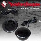 Rockford Fosgate Prime R1 Serie R1T-S Tweeter Mylar- Neodym Hochtöner Paar