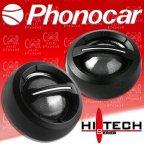 Phonocar Hi-tech 2/421 - Kfz Hifi Lautsprecher Tweeter Hochtöner Paar