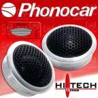 Phonocar Hi-tech 2/428 - Auto Hifi Lautsprecher Tweeter Hochtöner Paar