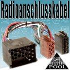 1020-02 Radioanschlusskabel Autoradio Adapter Kabel für BMW / Land Rover / Rover