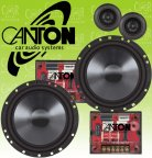 Canton RS 2.160 165mm 2 Wege Kompo Lautsprecher Set 120W