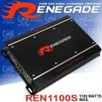 Renegade REN 1100S Mk3 - 1100 Watt 4 Kanal Amp. Verstärker REN 1100S MkIII