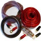 Blue 20 - 20 mm² Kabel Kabelset Verstärkeranschlußset