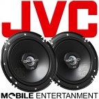 JVC CS-J 620 X - 2 Wege 16 cm Koax Lautsprecher Paar - CS-J620X