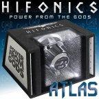 Hifonics Atlas ATL 12BP Bandpass Woofer 30cm Gehäuse Subwoofer