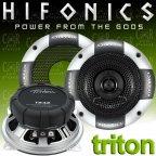 Hifonics Triton TR 42 2 Wege 10cm Koax Lautsprecher Paar TR42