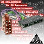 1400-02 Adapter Universal Umrüstadapter Lautsprecher DIN > ISO Norm