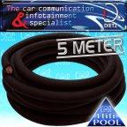 Dietz 5 Meter 35 mm² Stromkabel Car Pluskabel Kabel rot